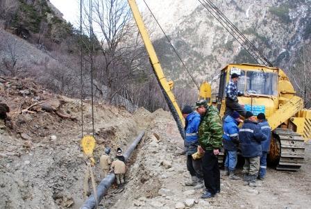 В Касарском ущелье сейчас сосредоточены основные силы.