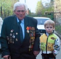 Наказ деда помог пройти всю войну
