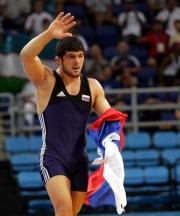 Хаджимурат Гацалов вошел в десятку лучших спортсменов России и пошел по стопам Дзамболата Тедеева