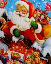 Дети Южной Осетии получили новогодние подарки из Москвы
