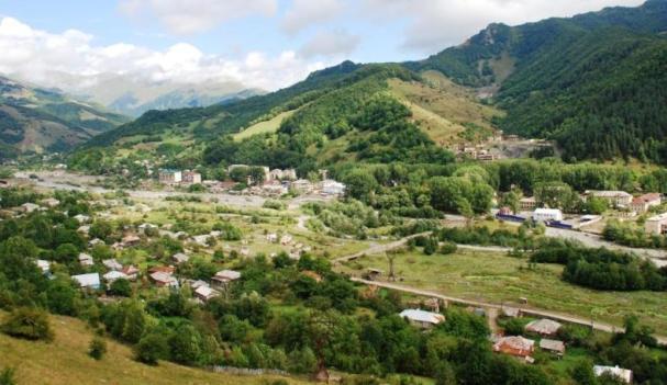 Самый юный город Кавказа