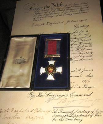 Британский орден ротмистра Гуцунаева теперь будет храниться в главном музее Осетии