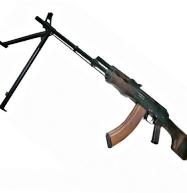 У жителя Северной Осетии обнаружили ручной пулемет