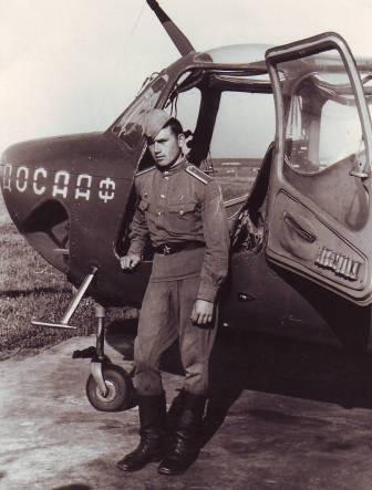 Алексей ВОСТРИКОВ: от курсанта до командира вертолетного полка