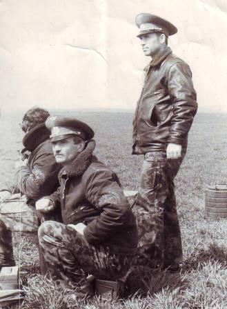 Первое и единственное невоенное лето Вострикова в Южной Осетии. На Запасном аэродроме под Цхинвалом.