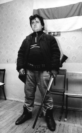 Защитник Отечества: решимость и боль. Цхинвал, 1991 г.