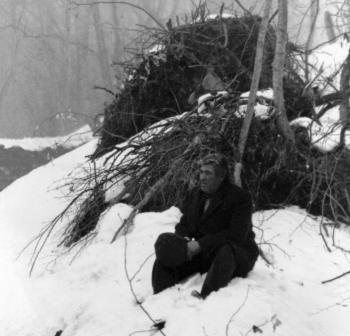 Отрешенность человека, который лишился всего. Южная Осетия, 1992 г.