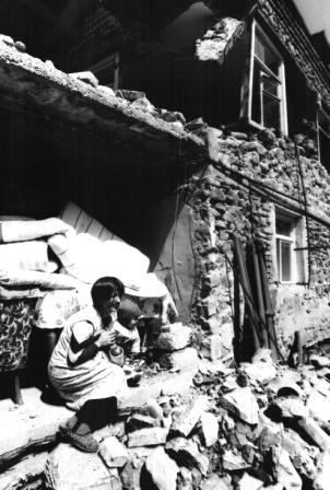 Отчаяние. Цхинвал, 1992 г.