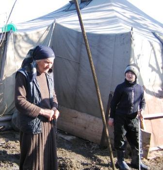 Южная Осетия: вторая зима – в палатках и сараях без каких-либо внятных перспектив