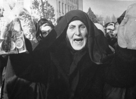 Фотовыставка «Война в Южной Осетии 1991-1992 гг»