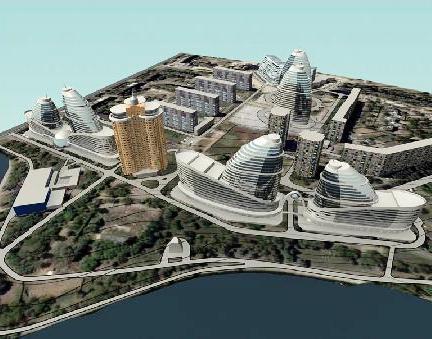 Генеральный план развития Владикавказа в основном определен и пройдет публичные слушания