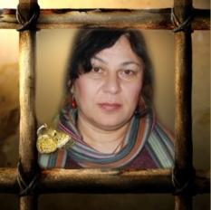 Фатима МАРГИЕВА была доставлена в зал суда под усиленной охраной автоматчиков