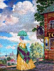 Владикавказ представил сразу все шедевры изобразительного искусства