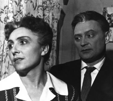 Две легенды Русского театра во Владикавказе - Валерия Хугаева и Юрий Васильев.