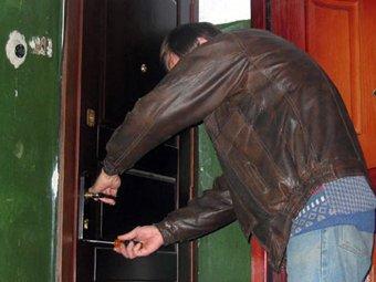 В течение суток в Северной Осетии произошло восемь краж,  большинство – квартирных