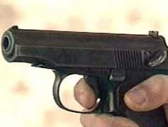 Ночная стрельба во Владикавказе: милиционер ранен, преступник задержан