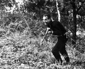 Гарегин Будагян любил охотится с ружьем Игоря Бичикоева.