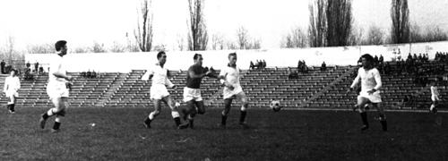 sk 1962 контрольная игра на Динамо