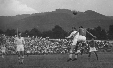 """В 1960-е """"Спартак"""" играл для болельщиков Осетии и ценил их поддержку."""