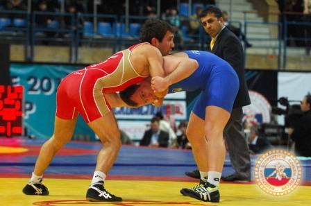 Бесик Кудухов победил всех своих соперников.
