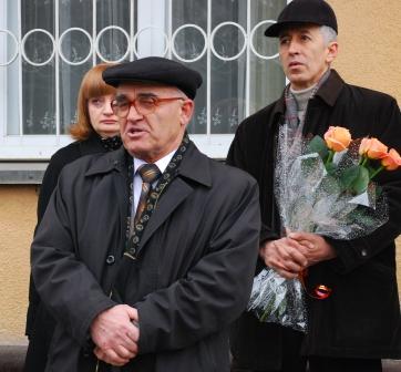 """Михаил Дзбоев: """"Передо мной стояла сложная задача..."""""""