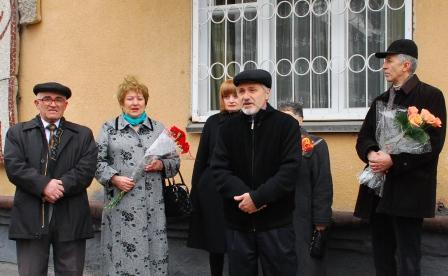 """Леонид Гуржибеков: Спасибо всем, кто помнит!"""""""