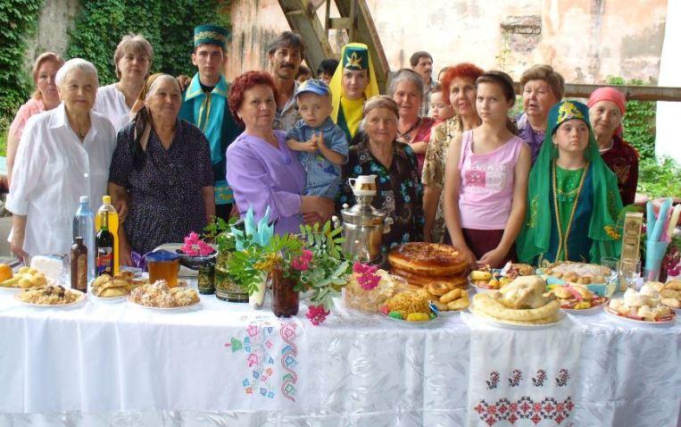 Сабантуй утвердился и в Осетии.