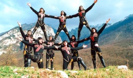 Махарбек ПЛИЕВ: «Иристон» – это традиции и элементы танцевального шоу»