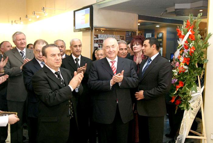 Дзасохов снова наводит мосты дружбы с Сирией