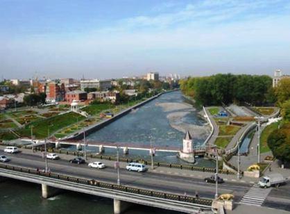 Набережная Терека во Владикавказе – для отдыха, а не для риска