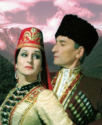Нодар Плиев и Хабаева