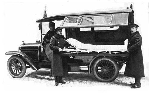«Скорую» вызывали? 95 лет назад во Владикавказе появилась «скорая помощь»