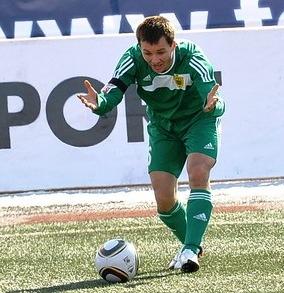 Давид ЦОРАЕВ: «Хочется сыграть в команде, борющейся за чемпионство»