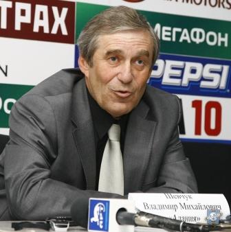 Владимир ШЕВЧУК: «Для тренеров это, конечно, инфарктная победа, но для народа она – огромная радость»