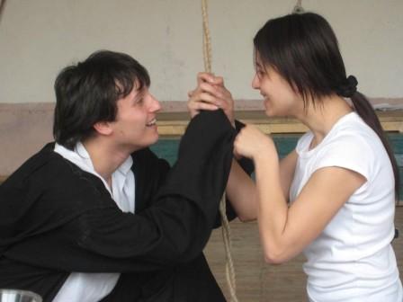 Гиви Валиев и Зарема Боциева: такая любовь - это одухотворение.