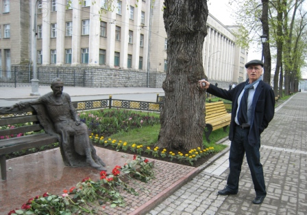 """Владимир Соскиев: """"Скульптура Коста - это только начало""""."""