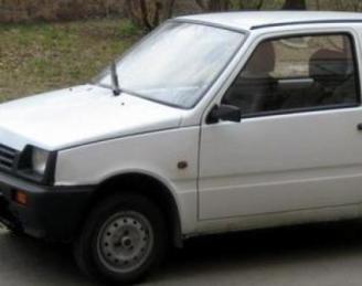 Милиция нашла угнанную во Владикавказе «Оку» в прилегающем к столице селе