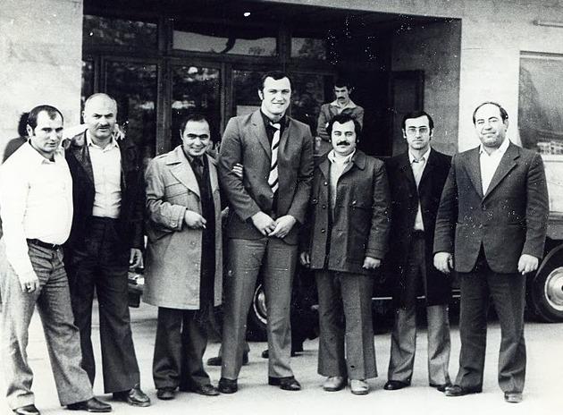 Легендарный Сослан Андиев пользовался в Южной Осетии особой популярностью.