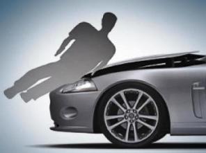 Найдена машина, сбившая человека во Владикавказе