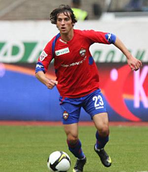 Ника ПИЛИЕВ: «С детства мечтал играть именно в ЦСКА»
