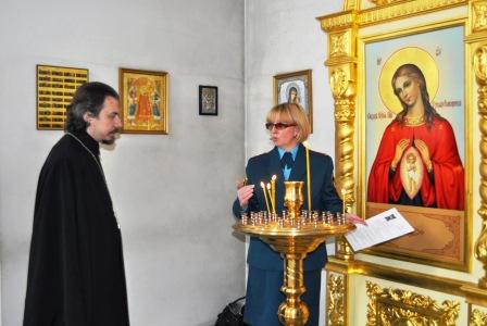 В Северной Осетии разъяснительную работу со священниками провели специалисты Госпожнадзора