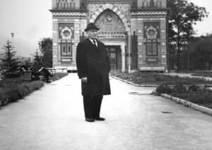 Дед Мурат Мамсуров. Владикавказ