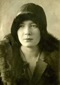 Университетское фото за несколько месяцев до отъезда во Владикавказ. 1930 г.