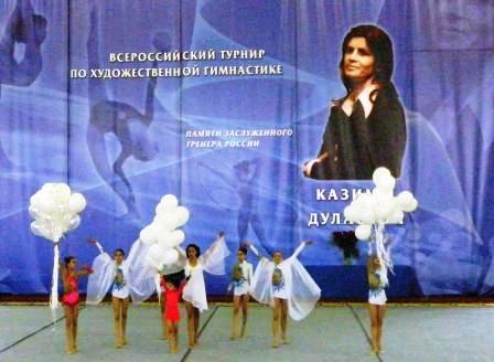 Грации Владикавказа собрали больше всех медалей