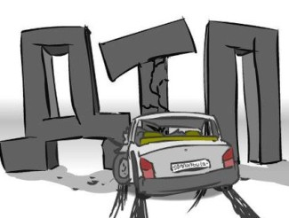 За выходные на дорогах Северной Осетии – двое погибших, семеро раненых