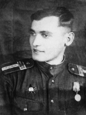 Дзанагов прошел войну с первого дня до Дня Победы.