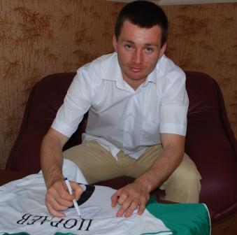 Давид ЦОРАЕВ пожелал молодым осетинским футболистам выйти на уровень сборной России