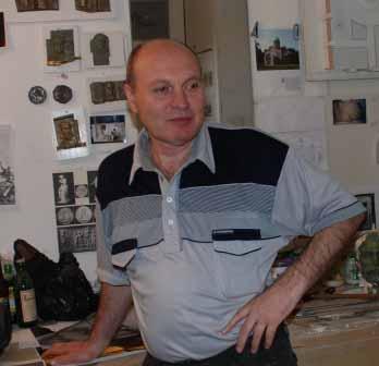 Николай ДЗУКАЕВ и его «Георгий-Победоносец»