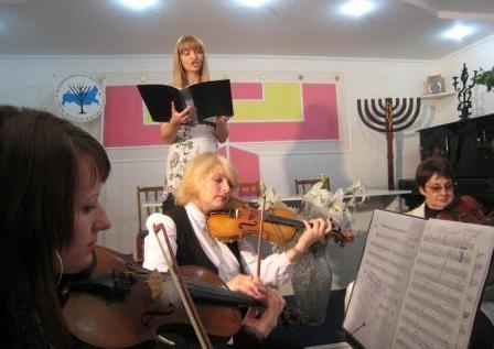 День еврейской культуры прошел во Владикавказе
