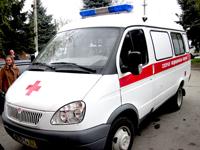 Скорая помощь приехала в осетинское село из Санкт-Петербурга